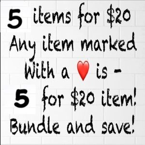 Dresses & Skirts - 5 items for $20 deal